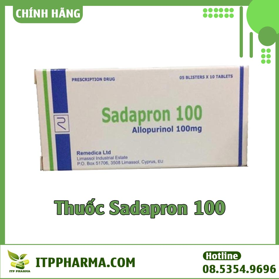 Thuốc Sadapron 100