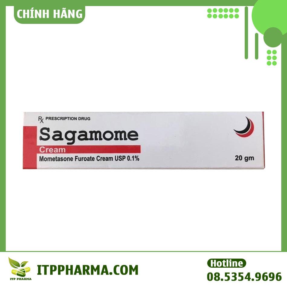 Hộp thuốc bôi Sagamome 20g