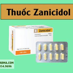 Thuốc Zanicidol