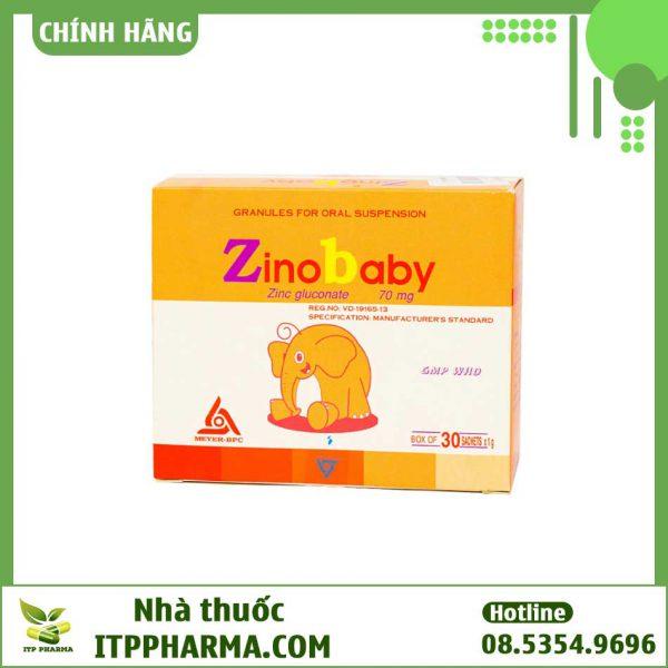 Thuốc Zinobaby