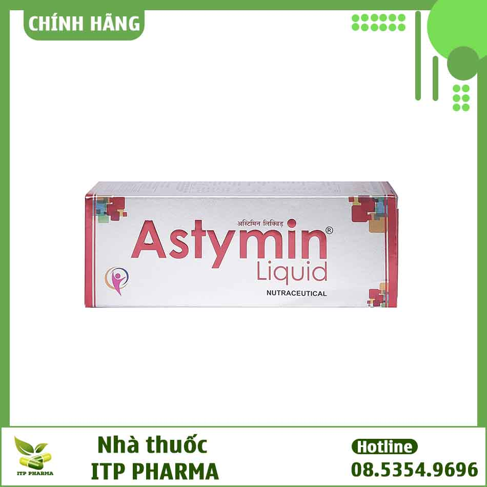 Thành phần của thuốc Astymin Liquid có tác dụng gì?
