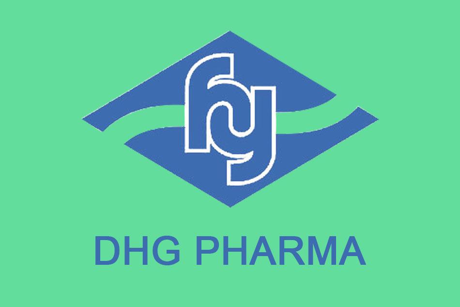 Logo của Công ty DHG Pharma