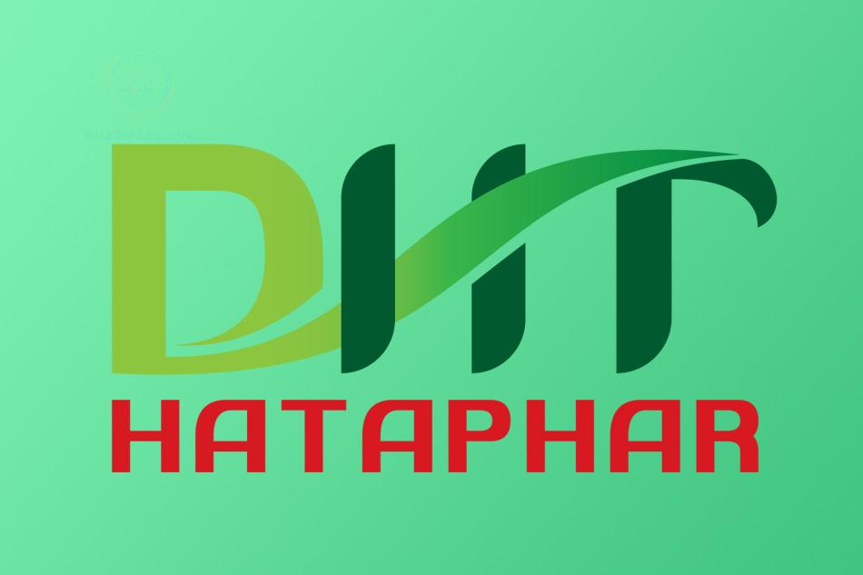 Logo của công ty cổ phần Dược phẩm Hà Tây