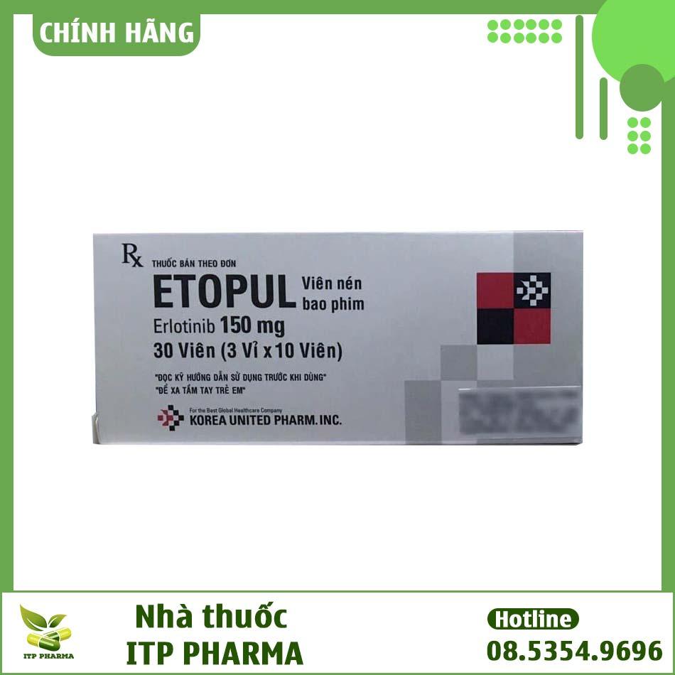 Hình ảnh hộp thuốc Etopul