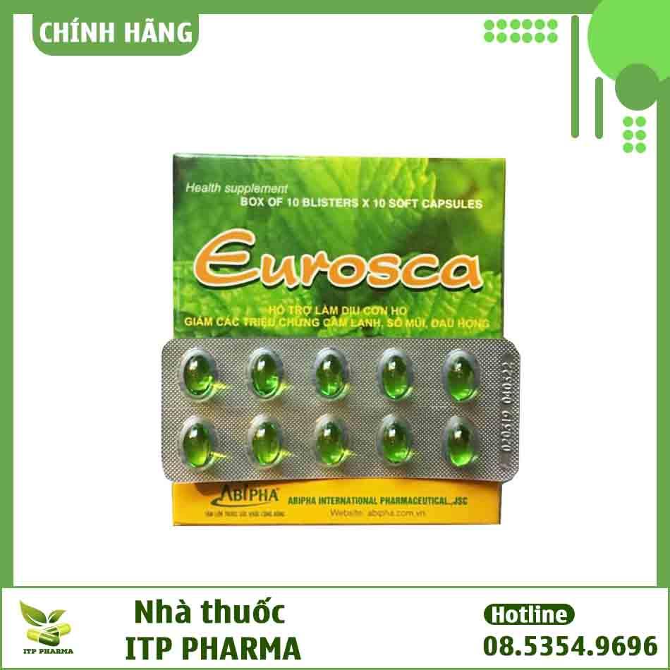 Hình ảnh hộp thuốc Eurosca