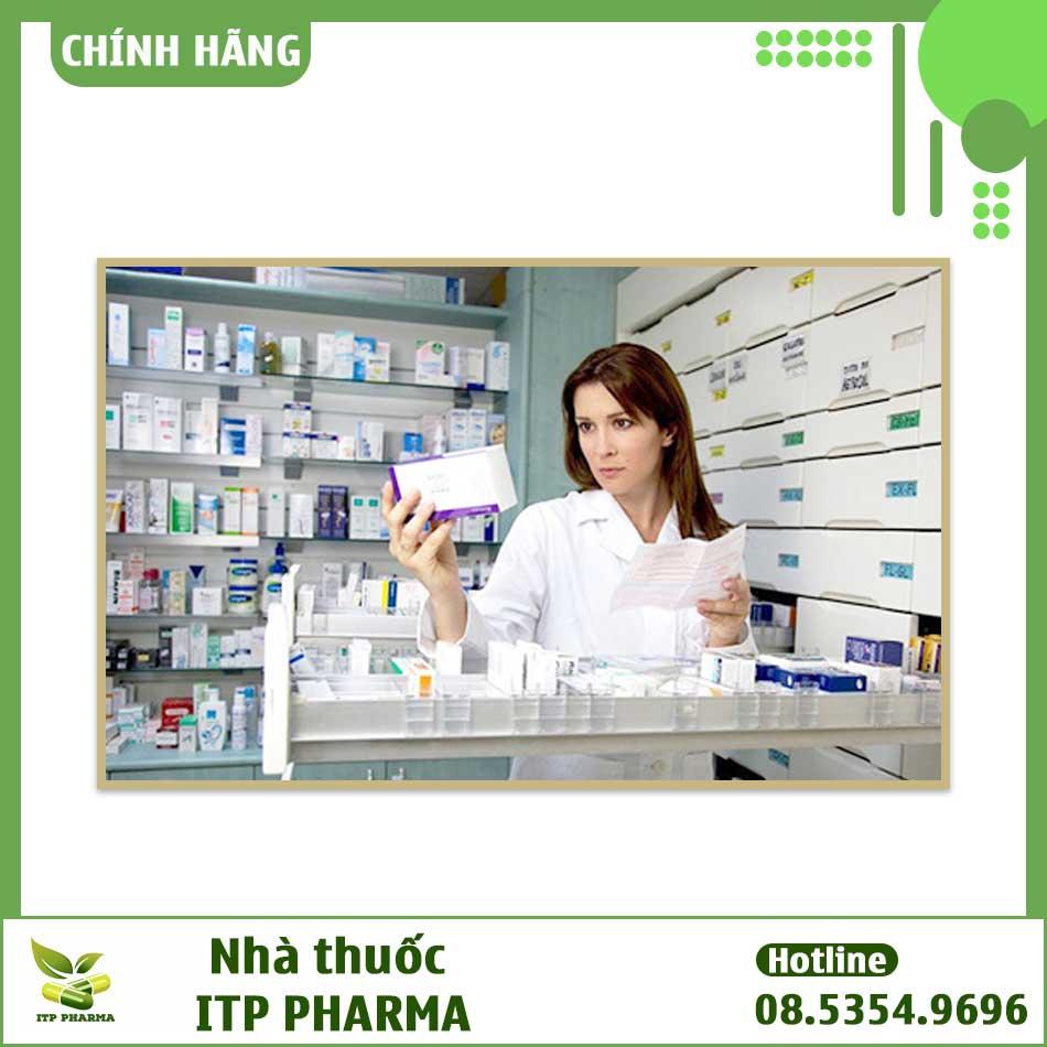 Gestiferrol đang được bán tại hầu hết các nhà thuốc trên toàn quốc