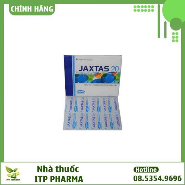 Jaxtas – Thuốc điều trị hiệu quả bệnh đau dạ dày – tá tràng do nhiều nguyên nhân