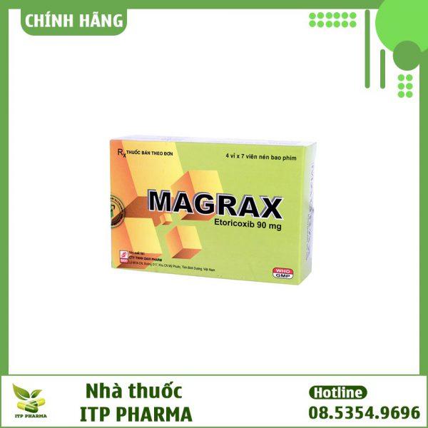 Thuốc Magrax - Điều trị cấp tính và mạn tính các triệu chứng của bệnh viêm xương khớp