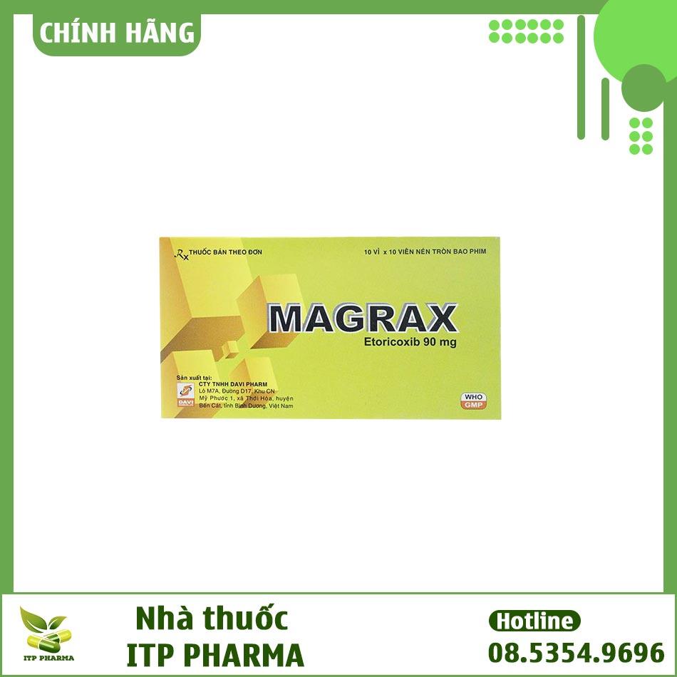Thuốc Magrax có thể mua ở đâu?