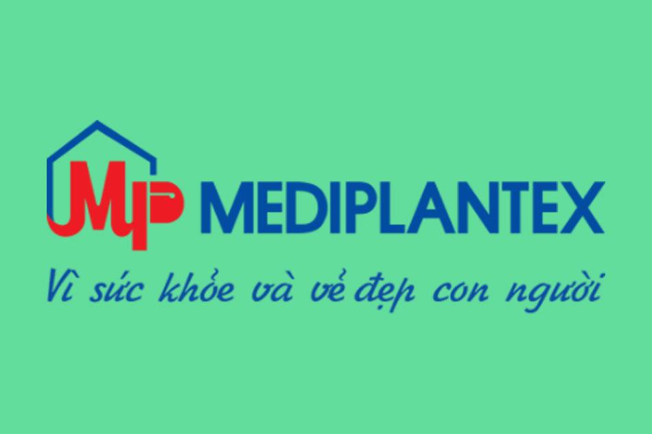 Logo của công ty Dược phẩm Mediplantex