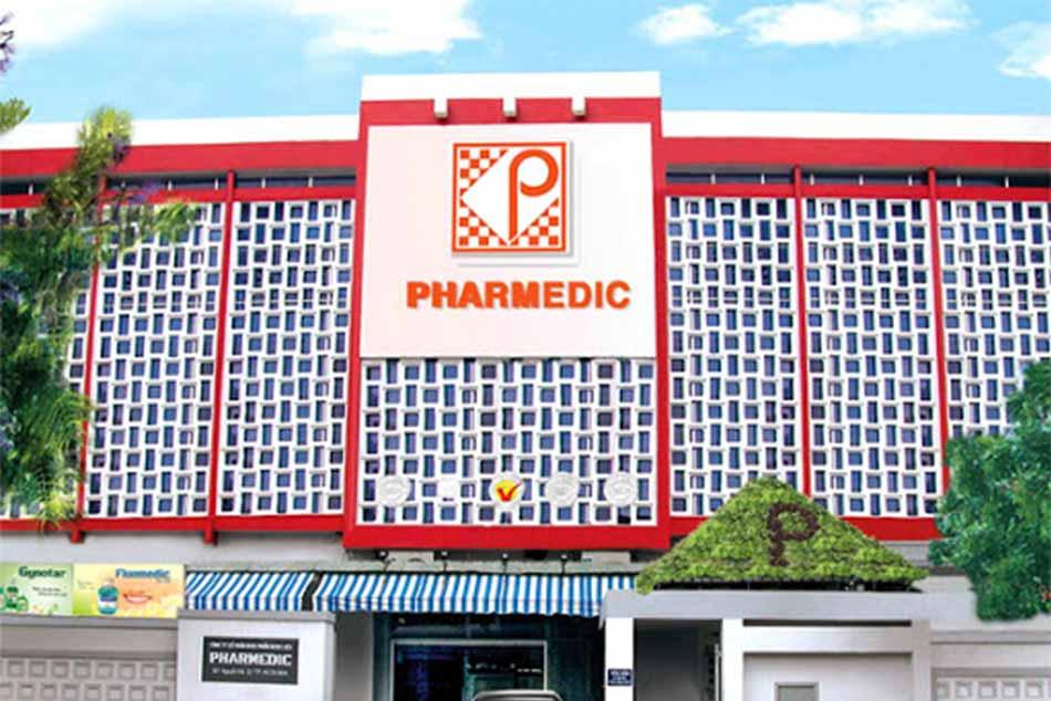 Hình ảnh công ty Pharmedic