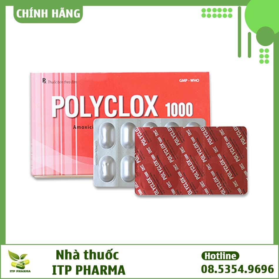 Thuốc Polyclox 1000