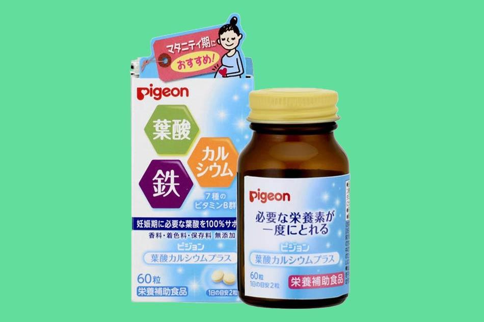 Vitamin cho mẹ bầu của Nhật Pigeon