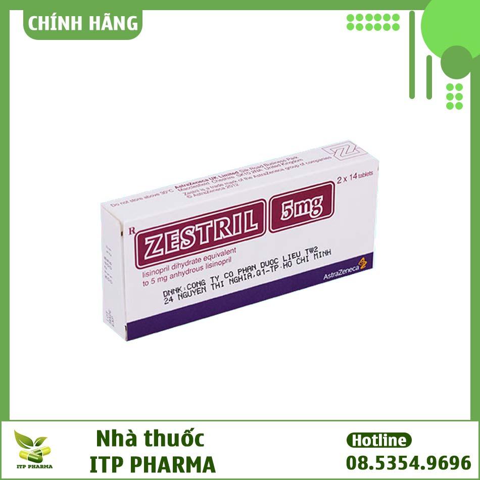 Thuốc Zestril - điều trị cho bệnh nhân tăng huyết áp