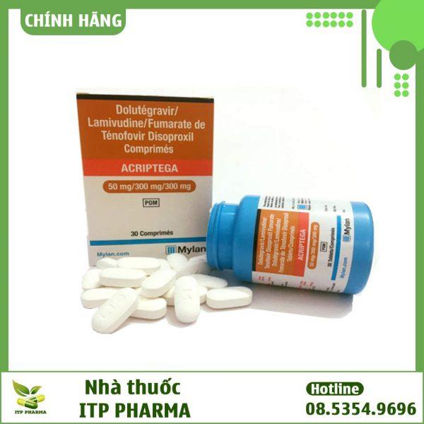 Thuốc điều trị và dự phòng phơi nhiễm HIV