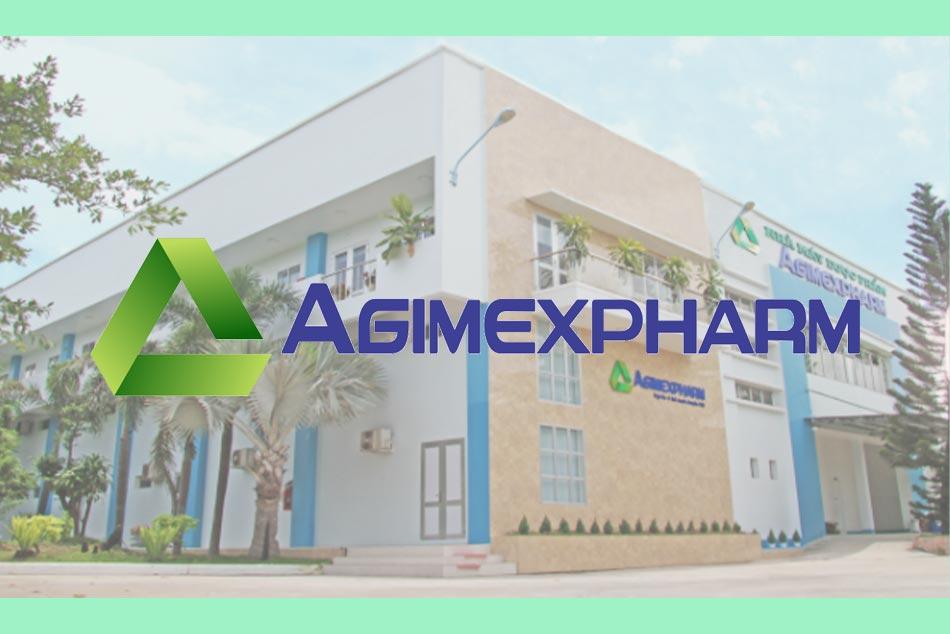 Công ty Cổ phẩn Dược phẩm Agimexpharm