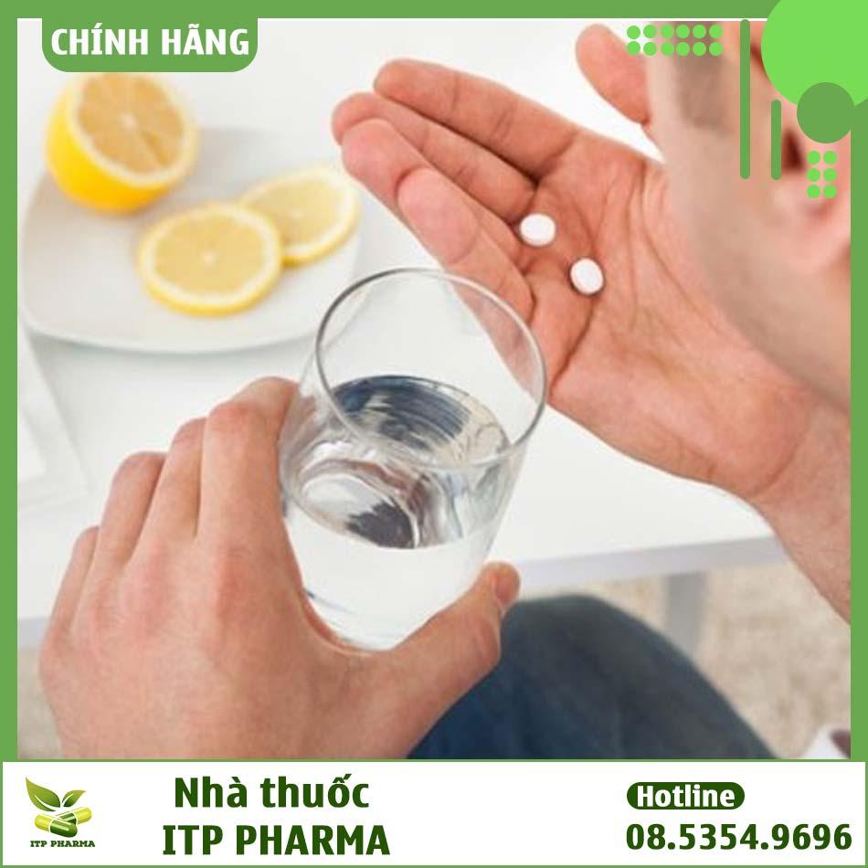 Liều dùng của thuốc Alpha Chymosin Daktin