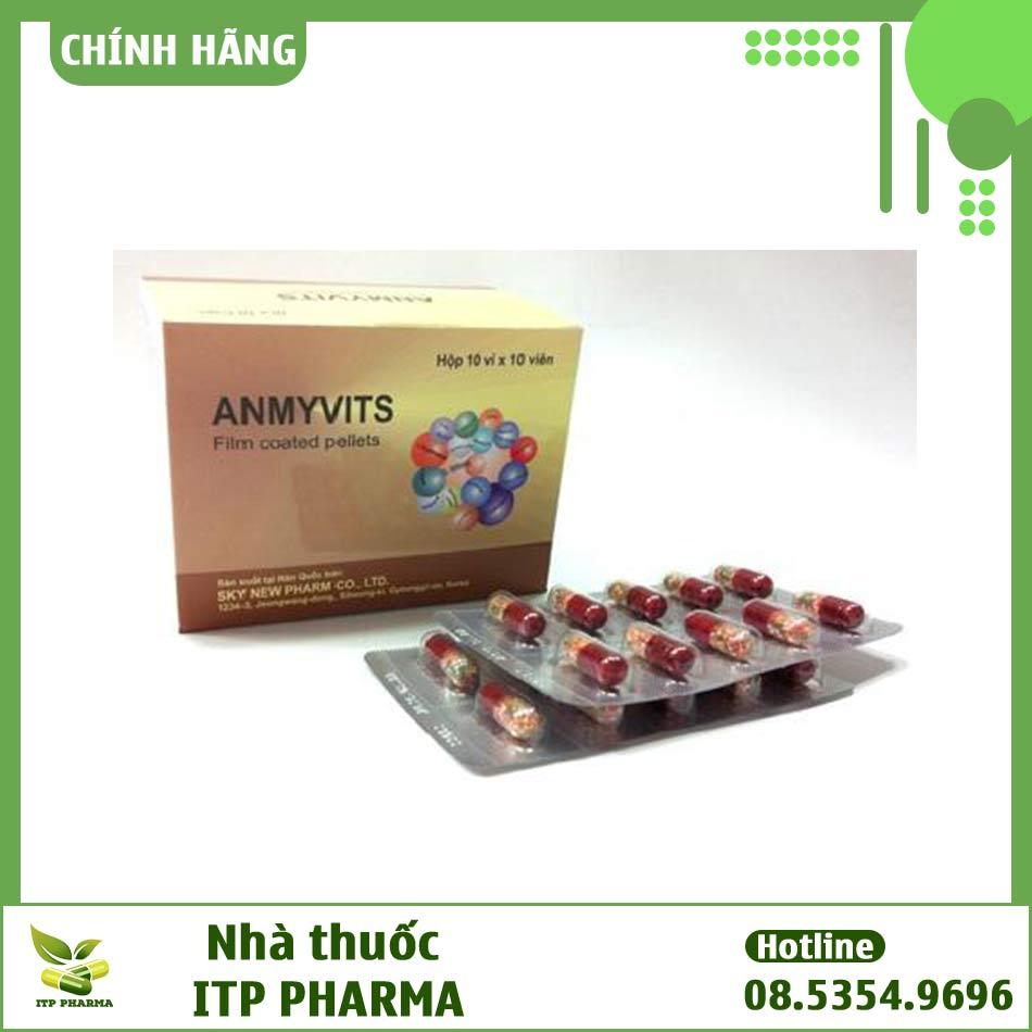 Thuốc Anmyvits