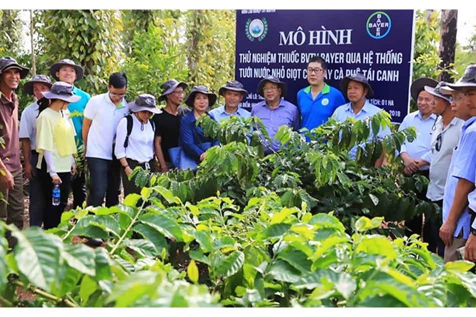 Nhánh Khoa học cây trồng của Bayer tại Việt Nam