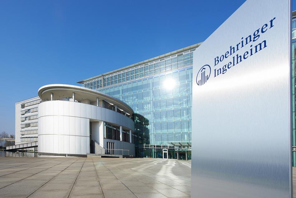 Hình ảnh công ty Boehringer Ingelheim