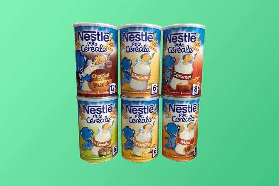 Bột lắc sữa Nestle