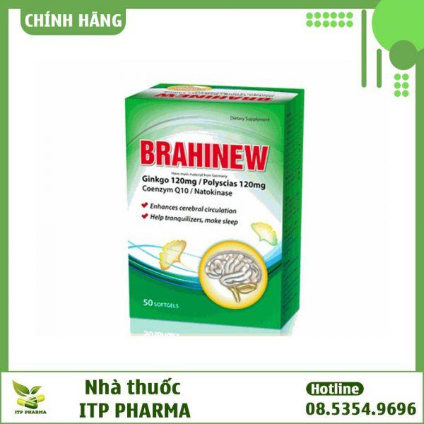 Hình ảnh hộp sản phẩm Brahinew