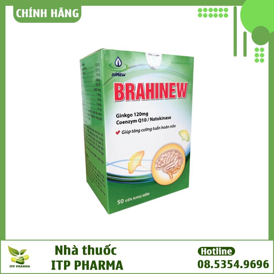 Viên uống Brahinew có công dụng gì?