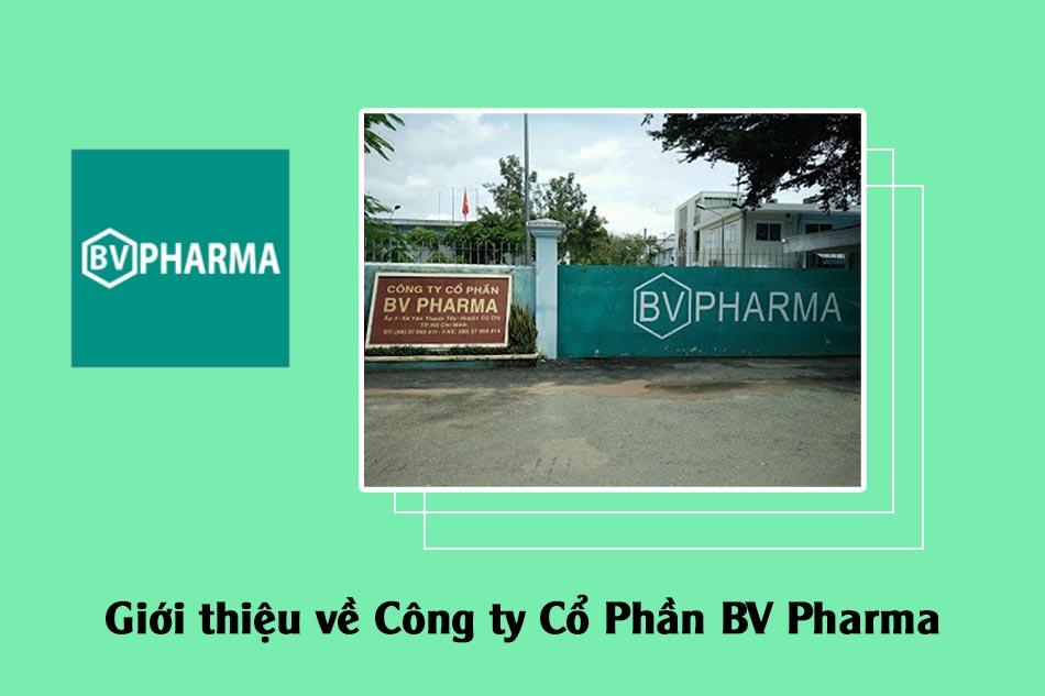 Công ty cổ phần BV Pharma