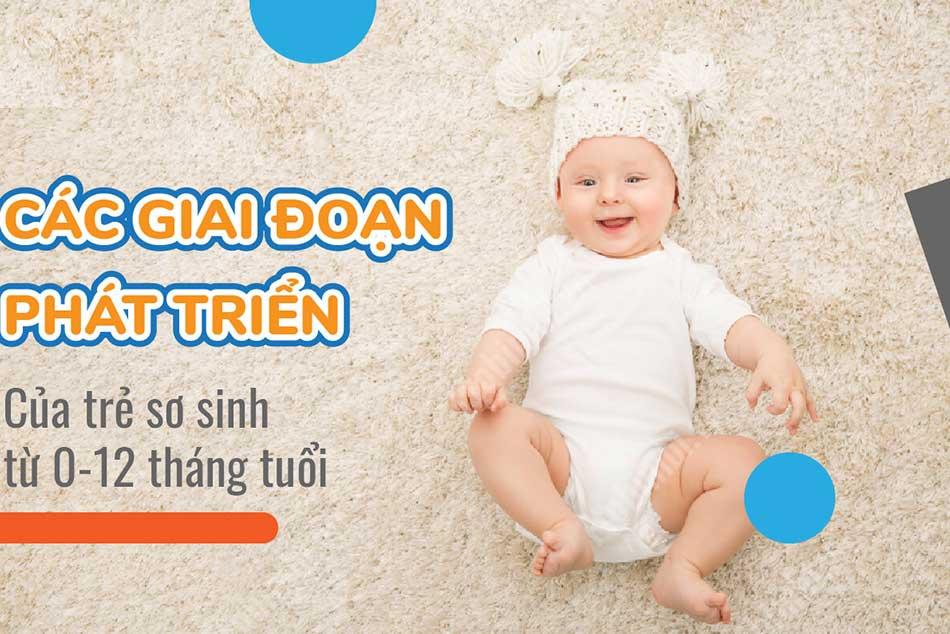 Trẻ sơ sinh phát triển như thế nào?
