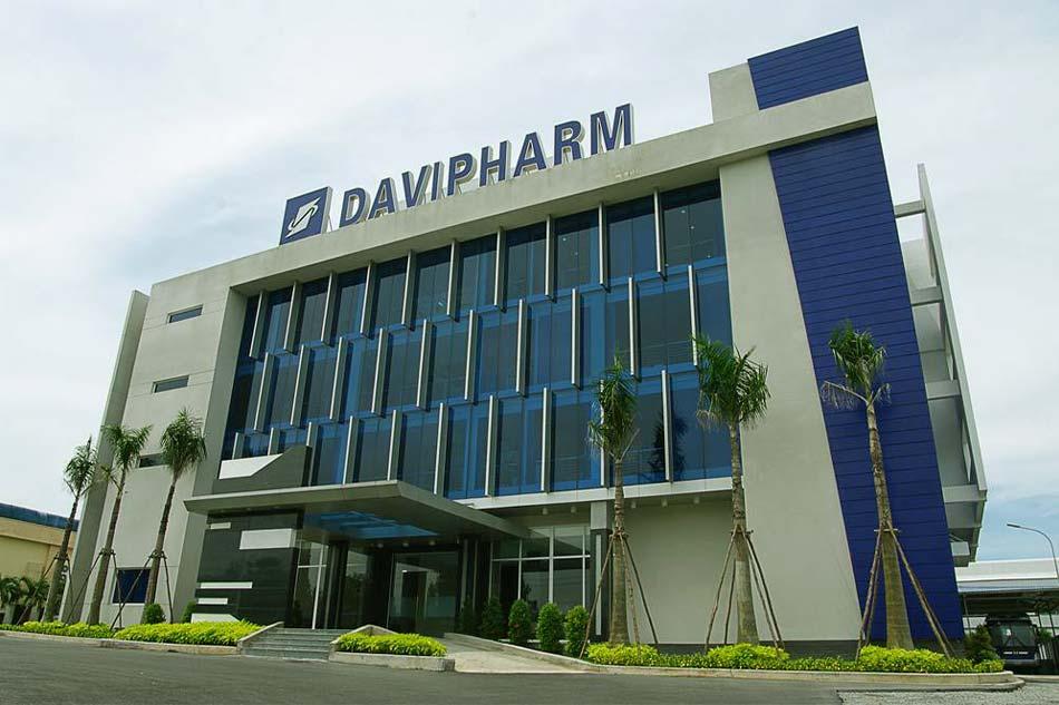 Nhà máy DaviPharm