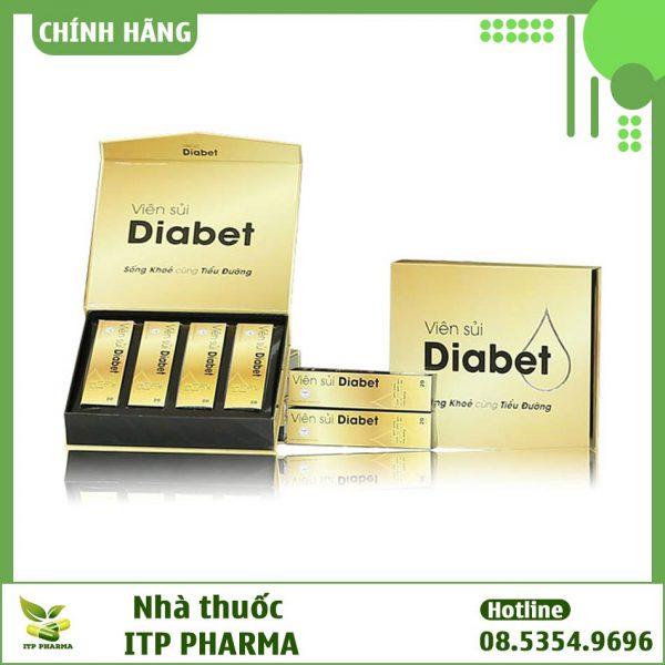 Sản phẩm viên sủi Diabet