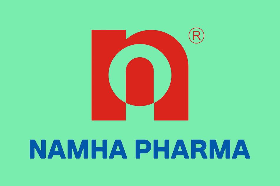 Logo Công ty Dược Phẩm Nam Hà