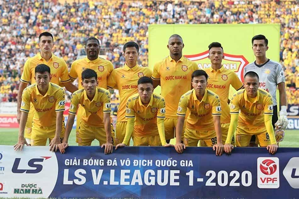 Công ty tài trợ cho CLB bóng đá Dược Nam Hà Nam Định