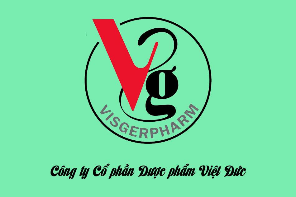 Logo công ty Dược Phẩm Việt Đức