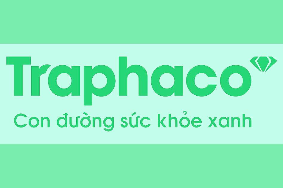 Logo của Công ty cổ phần Traphaco