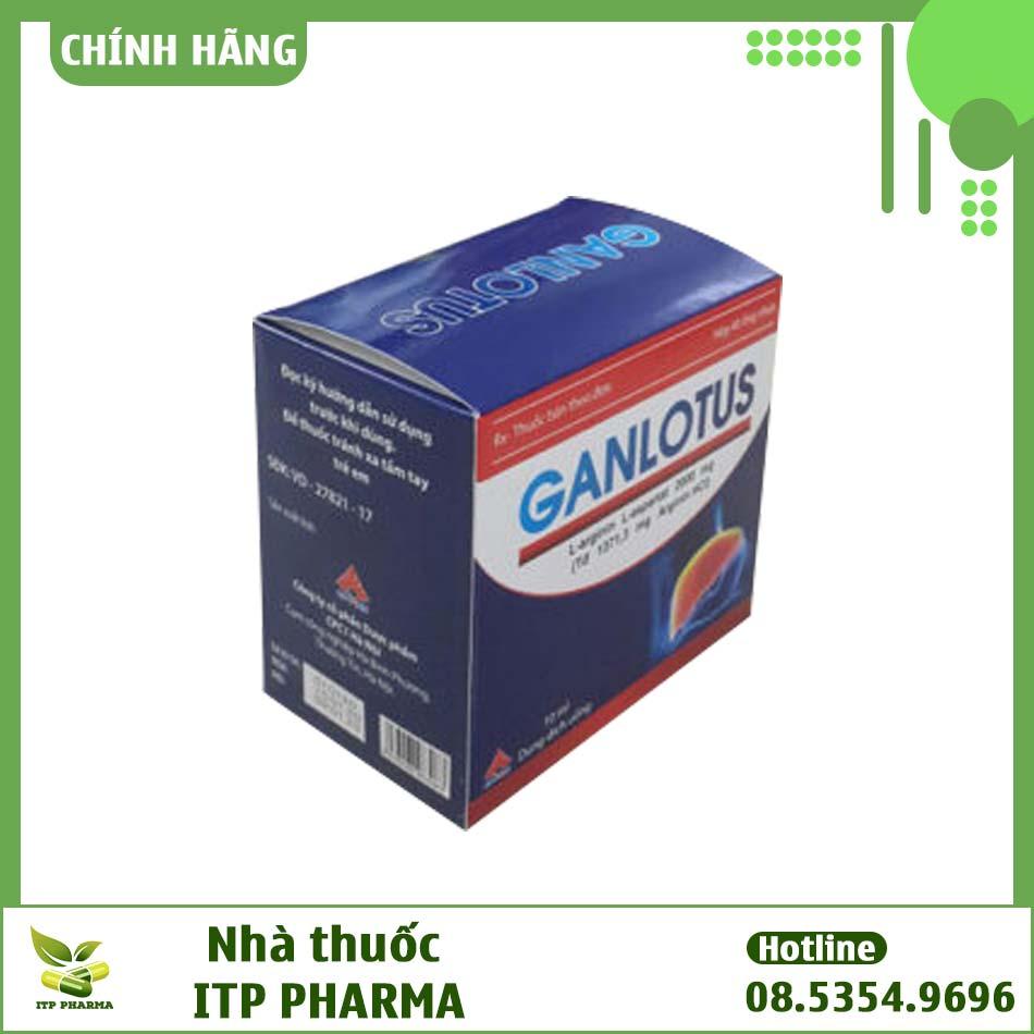 Hình ảnh hộp Ganlotus