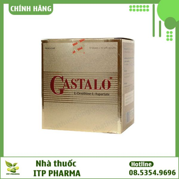 Hình ảnh hộp thuốc Gastalo