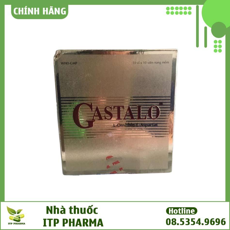 Gastalo - Thuốc hỗ trợ điều trị các bệnh lý về gan