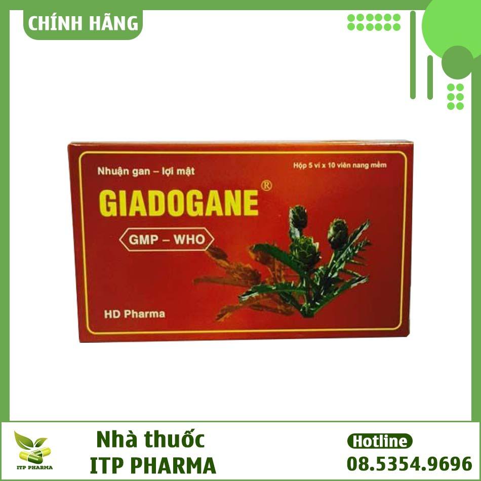 Hình ảnh hộp thuốc Giadogane