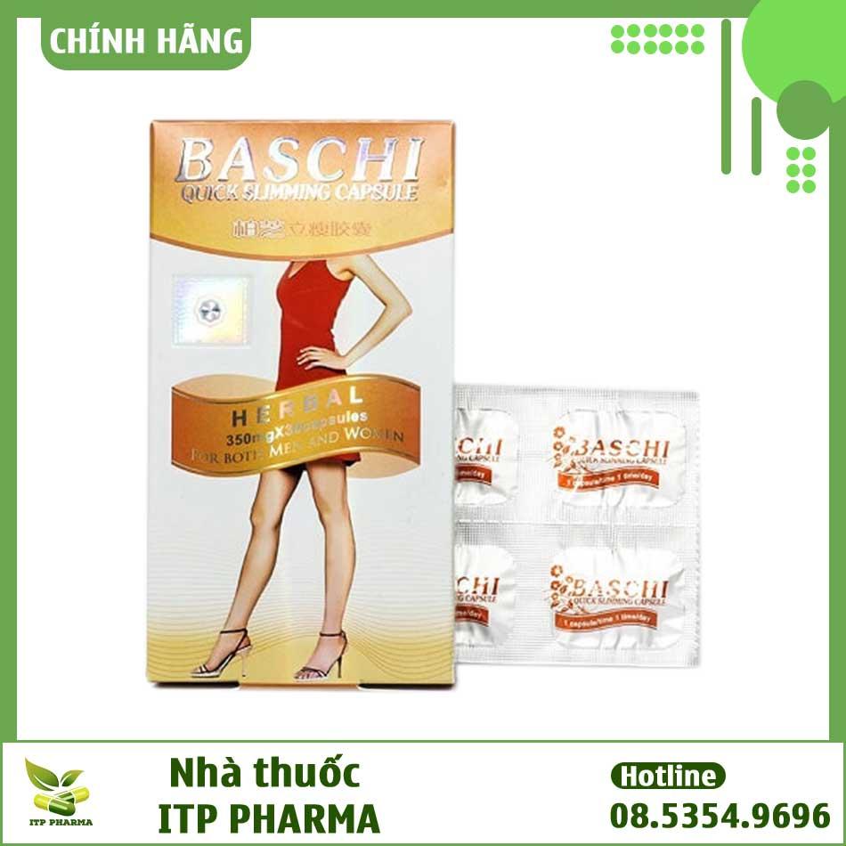 Giảm cân Baschi