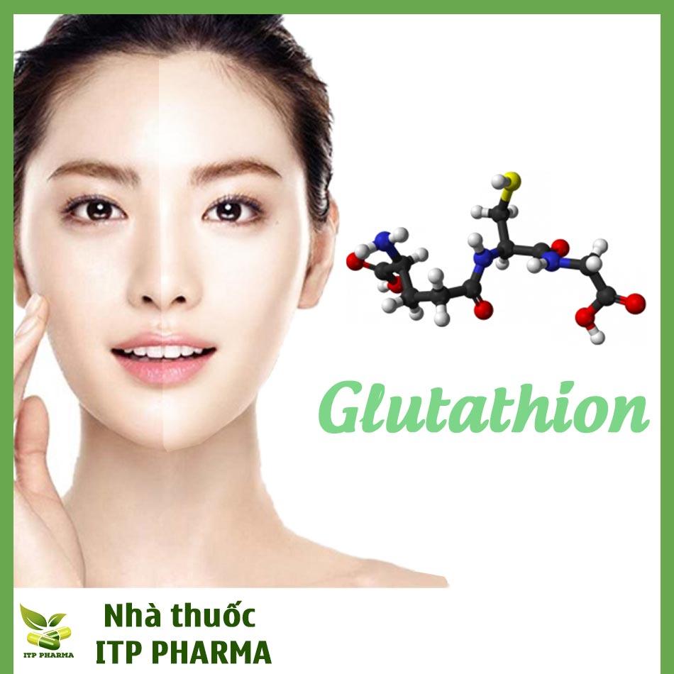Glutathion - Hoạt chất làm sáng da hiệu quả
