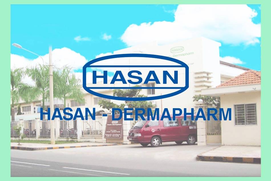 Công ty TNHH Liên doanh Hasan Dermapharm
