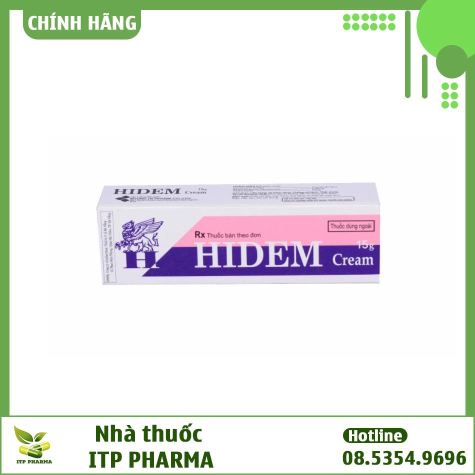 Hộp thuốc Hidem