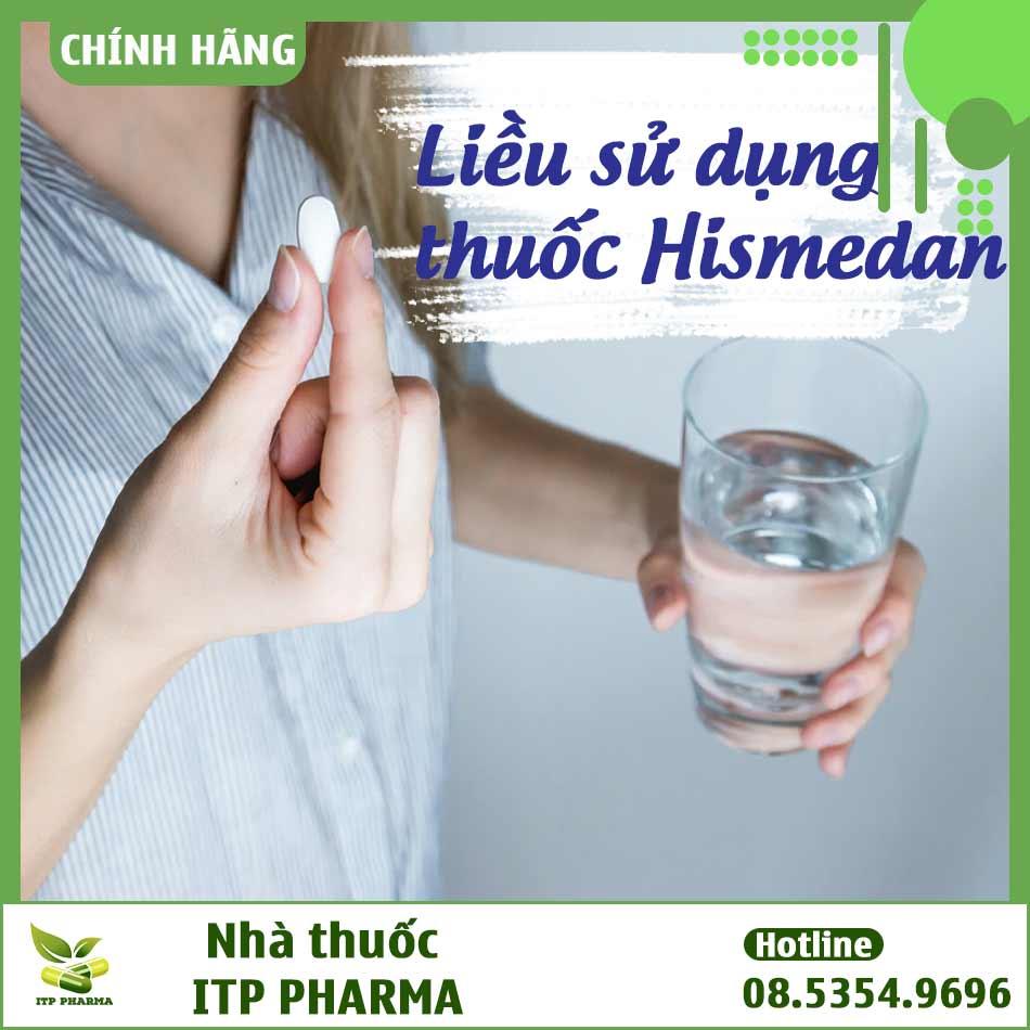 Hướng dẫn sử dụng thuốc Hismedan