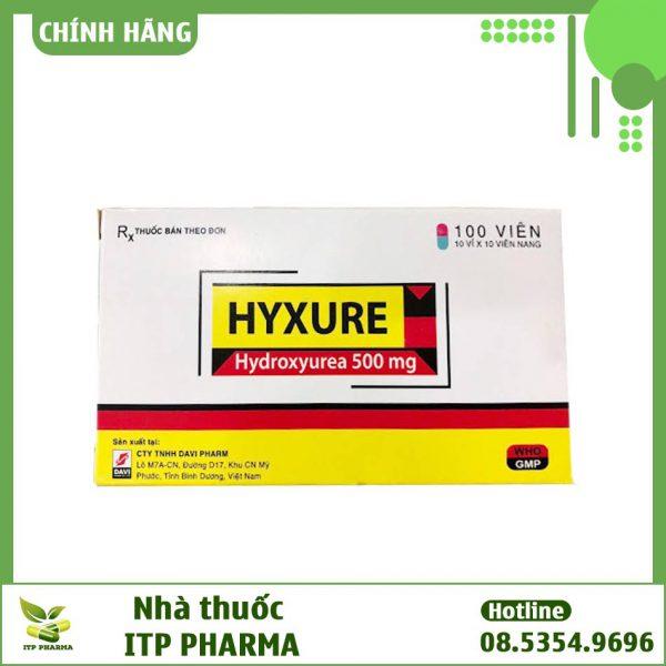 Hộp thuốc Hyxure
