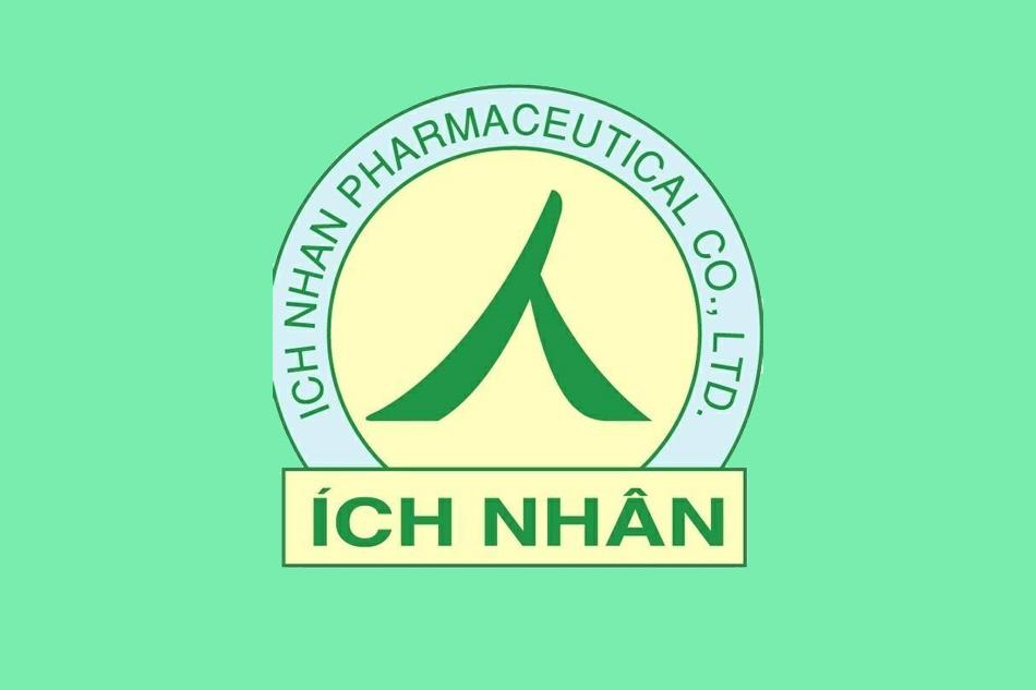 Logo công ty Dược phẩm Ích Nhân