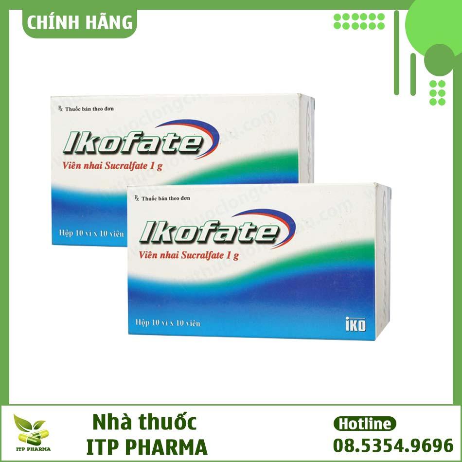 Hình ảnh hộp thuốc Ikofate