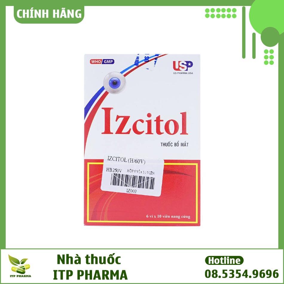 Hộp thuốc Izcitol