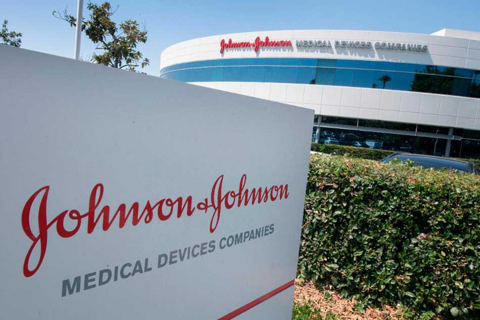 Hình ảnh trụ sở công ty Johnson & Johnson