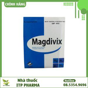 Hình ảnh hộp thuốc Magdivix